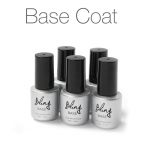 Base coat gel สีทาเล็บเจล สำหรับรองพื้น Bling