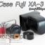 เคสกล้องหนัง Fuji XA3 XA10 XA5 ตรงรุ่น Case Fuji X-A3 X-A10 X-A5 ใช้ได้ทุกปุ่ม thumbnail 20