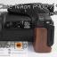 Half Case Nikon Coolpix P900 P900S ฮาฟเคสกล้องหนังนิคอน P900 รุ่นเปิดแบตได้ thumbnail 5