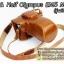Case Olympus OMD EM5 Mark 2 รุ่นเปิดแบตได้ / เคสกล้องหนัง OMD-EM5M2 thumbnail 4