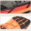 รองเท้าผ้าใบหนังแท้ ยี่ห้อ Merrto รุ่น 8619 สีเทา/ส้ม thumbnail 6
