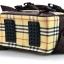 กระเป๋ากล้องแฟชั่น กล้อง Mirrorless กล้องคอมแพค ลายสก๊อตสีครีม Scott Cream thumbnail 9