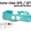 เคสซิลิโคนยาง Panasonic GF8 GF7 Silicone Case Pana GF8 GF7 thumbnail 27