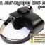 Case Olympus OMD EM5 Mark 2 รุ่นเปิดแบตได้ / เคสกล้องหนัง OMD-EM5M2 thumbnail 15