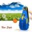 กระเป๋าสะพายข้าง-คาดหน้าอก D02N สีดำ thumbnail 4