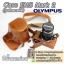 Case Olympus OMD EM5 Mark 2 รุ่นเปิดแบตได้ / เคสกล้องหนัง OMD-EM5M2 thumbnail 1