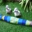 เปลญวน ผ้าสลับสี ขอบไม้ 200CM*80CM thumbnail 15