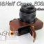 เคสกล้องหนัง Case Canon EOSM10 EOSM100 ฐานเปิดแบตได้ thumbnail 9
