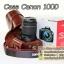 เคสกล้องหนัง 100D Case Canon 100D thumbnail 7