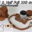 เคสกล้อง Fuji XA3 XA10 XA5 XA2 XA1 XM1 รุ่นเปิดแบตได้ Full & Half Case Fujifilm XA-3 XA10 XA5 XA2 XA1 XM1 thumbnail 6
