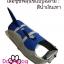 เสื้อชูชีพสุนัขแบบแฟนซี : ชุดฉลาม สีน้ำเงินเทา thumbnail 4