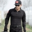 combat suit รุ่น C-007 สีดำ thumbnail 3
