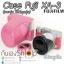 เคสกล้องหนัง Fuji XA3 XA10 XA5 ตรงรุ่น Case Fuji X-A3 X-A10 X-A5 ใช้ได้ทุกปุ่ม thumbnail 6