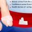 ซิลิโคนถนอมนิ้วเท้า แก้อาการนิ้วเท้าโก่ง ( x 3 คู่) thumbnail 10