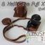 เคสกล้อง Case Fuji XT2 ฟูจิ XT-2 เคสหนังรุ่นเปิดแบตได้ thumbnail 9