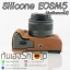 Silicone Case Canon EOSM5 รุ่นเปิดแบตได้ ซิลิโคน EOSM5 thumbnail 12