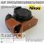 Half Case Nikon D3400/D3300/D3200/D3100 ฮาฟเคสรุ่นเปิดแบตได้ thumbnail 1