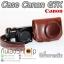 เคสกล้องหนัง Case Canon G7X Powershot g7x Mark 1 thumbnail 3