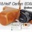 เคสกล้องหนัง Case Canon EOSM10 EOSM100 ฐานเปิดแบตได้ thumbnail 8