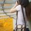 กระเป๋ากล้องแฟชั่น กล้อง Mirrorless กล้องคอมแพค ลายสก๊อตสีครีม Scott Cream thumbnail 11