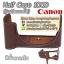 Half Case Canon 100D รุ่นเปิดแบตได้ ฮาฟเคส Canon 100D thumbnail 3