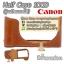 Half Case Canon 100D รุ่นเปิดแบตได้ ฮาฟเคส Canon 100D thumbnail 2