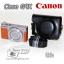 เคสกล้องหนัง Case Canon G9X G9Xmark2 Powershot แคนนอน g9x g9x mark2 thumbnail 3