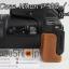 Half Case Nikon Coolpix P900 P900S ฮาฟเคสกล้องหนังนิคอน P900 รุ่นเปิดแบตได้ thumbnail 9