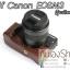 Half Case Canon EOSM3 รุ่นฐานเปิดแบตได้ thumbnail 10