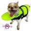 เสื้อชูชีพสุนัข Dogtalog แบบมีรองคอถอดได้ : สีเขียว thumbnail 2