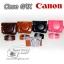 เคสกล้องหนัง Case Canon G9X G9Xmark2 Powershot แคนนอน g9x g9x mark2 thumbnail 5