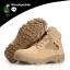 รองเท้าหนัง DELTA ข้อสั้น (สีทราย) เบอร์ EUR 42 เทียบ US 9 (265 มม.) thumbnail 1