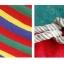 เปลญวน ผ้าสลับสี ขอบไม้ 200CM*80CM thumbnail 4