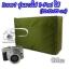 Camera Case Insert ตัวกันกระแทกด้านในกระเป๋ากล้อง รุ่นยาวใส่ I-Pad / Tablet ได้ ผ้ากันน้ำ thumbnail 3