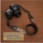 สายคล้องกล้องลายปักเก๋ๆ cam-in Nippon Wave-Brown thumbnail 8