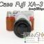 เคสกล้องหนัง Fuji XA3 XA10 XA5 ตรงรุ่น Case Fuji X-A3 X-A10 X-A5 ใช้ได้ทุกปุ่ม thumbnail 13