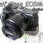 Half Case Canon EOSM6 ฮาฟเคส EOSM6 รุ่นเปิดแบตได้ thumbnail 11