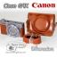เคสกล้องหนัง Case Canon G9X G9Xmark2 Powershot แคนนอน g9x g9x mark2 thumbnail 1