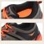 รองเท้าผ้าใบหนังแท้ ยี่ห้อ Merrto รุ่น 8619 สีเทา/ส้ม thumbnail 4