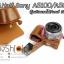 เคสกล้องหนัง Case Sony A5100 A5000 รุ่นเปิดเปลี่ยนแบตและชาร์จแบตขณะใส่เคสได้ thumbnail 4