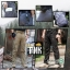 กางเกงยุทธวิธี รุ่น ix9c (เคลือบกันน้ำ) สีเทา thumbnail 4
