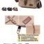 กระเป๋ากล้อง Mirrorless รุ่น Travel Bag สำหรับ XA3 XA2 GF8 A5100 A6000 EPL7 EM10 ฯลฯ thumbnail 7