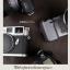 สายคล้องกล้อง รุ่น Universal - กล้อง Mirrorless กล้องฟรุ้งฟริ้งและกล้องเล็ก สีกากี thumbnail 2