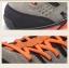 รองเท้าผ้าใบหนังแท้ ยี่ห้อ Merrto รุ่น 8619 สีเทา/ส้ม thumbnail 5