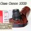 เคสกล้องหนัง 100D Case Canon 100D thumbnail 9