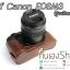 Half Case Canon EOSM3 รุ่นฐานเปิดแบตได้ thumbnail 11
