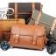 กระเป๋ากล้องหนัง Classic Leather Bag (ขนาดกลาง) thumbnail 3