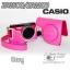 เคสกล้องหนัง Casio ZR1500 ZR1200 ZR1100 ZR1000 มีโลโก้ EXLIM thumbnail 3