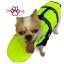 เสื้อชูชีพสุนัข Dogtalog แบบมีรองคอถอดได้ : สีเขียว thumbnail 11