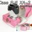 เคสกล้องหนัง Fuji XA3 XA10 XA5 ตรงรุ่น Case Fuji X-A3 X-A10 X-A5 ใช้ได้ทุกปุ่ม thumbnail 29